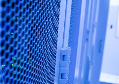 server rack grid doors