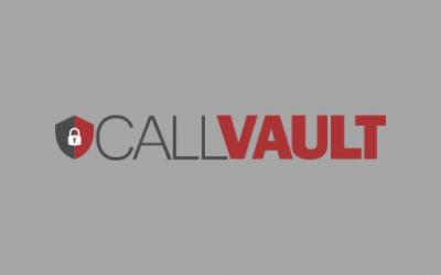 ANNOUNCING CALLVAULT